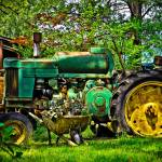 """Old Tractor"" by jdharrison"