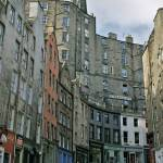 """Downtown Edinburgh"" by dpsmith7"