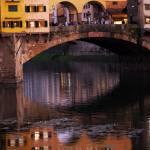 """Ponte Vecchio Reflection"" by raetucker"