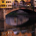 """Ponte Vecchio Reflection"" by raetucker"