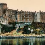 """Dunvegan Castle, Isle of Skye, Scotland"" by carylalys"