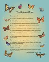 The Optimist Creed
