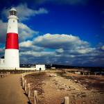 """Portland Bill Lighthouse"" by ianjeffrey"