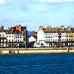 """Weymouth Bay Panorama"" by ianjeffrey"