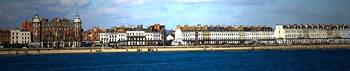 Weymouth Bay Panorama
