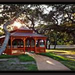 """Ponce Inlet Gazebo"" by ChrisCrowley"