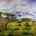 """""""Mount Kilimanjaro"""" by shernasser"""
