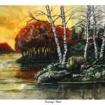 """""""Evening Glow"""" by ronstetzer"""