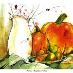 """Pitcher Pumpkins"" by ronstetzer"