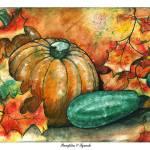 """""""Pumpkin & Squash"""" by ronstetzer"""