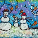"""The Snow Family"" by juliryan"
