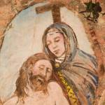"""_Religious painting on wall in Monterosso al Mar"" by IanMiddletonphotography"