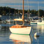 """""""Sloop Reflections"""" by RoupenBaker"""