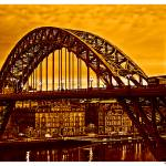 """Tyne_Bridge_01_Red"" by plantaen"