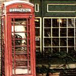 """Telephone Booth"" by GColeman"
