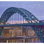 """Tyne_Bridge_01_Paint"" by plantaen"
