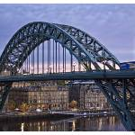 """Tyne_Bridge_01_Photo"" by plantaen"