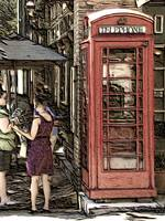 Telephone Booth 2
