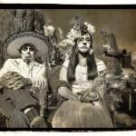 """""""Dia de los Muertos Couple"""" by kenlee"""
