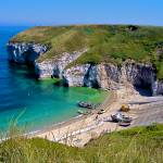 """Flamborough Cliffs"" by DaveRowley"