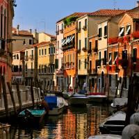 Venice1 Art Prints & Posters by Photohog Designs