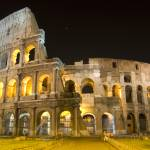 """""""The Colosseum and Venus"""" by Marianne_S_Hosein"""