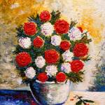"""""""Fallen Rose"""" by skyetaylorgalleries"""