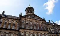 Royal palace, Amsterdam.