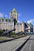 Chateau Frontenac.