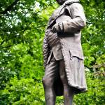 """Benjamin Franklin Statue, Boston"" by BonVivantPhotography"