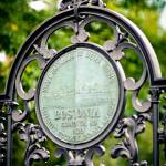 """Gate to Boston Puclic Gardens"" by BonVivantPhotography"