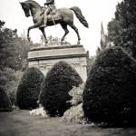 """George Washington Statue, Boston Public Garden"" by BonVivantPhotography"