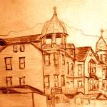 """Barker Hotel Manitou Springs"" by ralphnelsen"