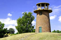 Tower Windmill at Staunton Harold Reservoir (29521
