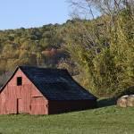 """Shenandoah Farm Scene, VA"" by BrendanReals"
