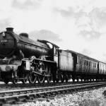 """""""Huddersfield Town B17 Class locomotive"""" by DaveScott"""