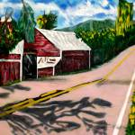 """""""Road to Potters Hollow"""" by ralphnelsen"""