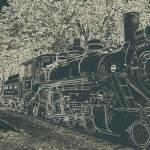 """Railing Through The Times"" by artsandi"