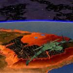 """""""Dragon Queen Departs Inannas Olympus Mons Site 3"""" by Gammagiddo"""