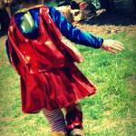 """Super Girl"" by CynthiaHickman"