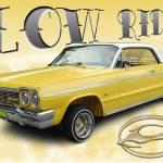 """Low Rider Impala"" by gregoryblantonphoto"
