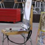 """""""Lonely easel"""" by igorsin"""