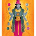"""Vishnu"" by gsimanson"
