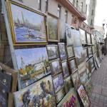 """Arbat street, Moscow"" by igorsin"