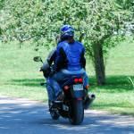 """travelers on bike"" by imagineit"
