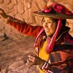 """Peruvian weaver"" by ileneperlman"