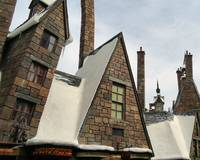 Welcome to Hogsmeade