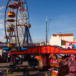 """Autumn at the Fairground"" by SueLeonard"