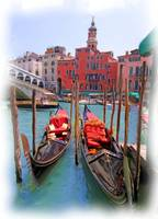 MAC 3-1 Gondolas on the Grand Canal