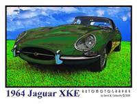 1964 Jaguar XKE Green